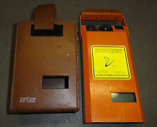 Vintage Urtec Minispec UG-135 Differential Gamma Ray Spectrometer made in Canada