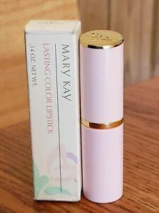 NEW Mary Kay PUMPKIN Lasting Color Lipstick NIB 4863 DISCONTINUED Free Shipping