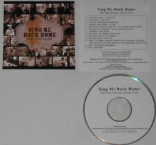 New Orleans Social Club  Sing Me Back Home  U.S. promo cd - Hard-to-find!