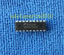 1PCS MM74C926N 4-Digit Counters with Multiplexed 7-Segment Output Drivers
