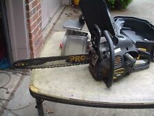 """Poulan Pro 4218 42cc, 18"""" Arborist Chainsaw w Hard Case and Extra Chain"""