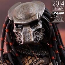 ALIEN VS. PREDATOR ANCIENT MMS250 MMS 250 HOTTOYS 2014 TOY FAIR FIGURE SA AQ4658