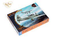 Clear Prop! 72011 Ki-51 Sonia assault plane scale plastic model kit 1/72