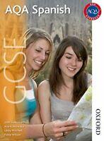 Very Good, AQA GCSE Spanish, Halksworth, John, Paperback