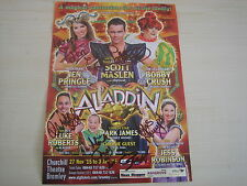 More details for scott maslen (2015/16 bromley panto flyer) hand signed rare **free post**