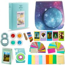 Fujifilm Instax Mini 9/8 Camera Accessories - Large, Colorful Kit!