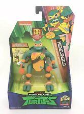 Teenage Mutant Ninja Turtles Michelangelo Action Figurine Pop-Up Attaque Tortues