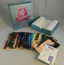 1990s Vintage Limited Edition Disney Cinderella Trading Cards Skybox 18954/20000