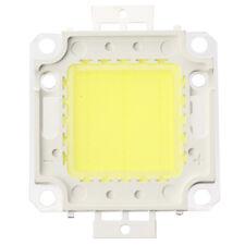 30W Chip LED per Lampada Faretto Luce Bianco 2200LM Alta Potenza DIY F5U3