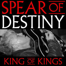 Spear of Destiny : King of Kings CD Box Set with DVD 3 discs (2017) ***NEW***