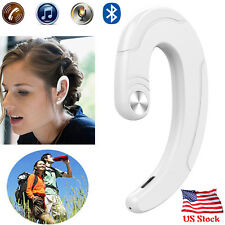 Wireless Bluetooth Headset Business Earpiece For Samsung Galaxy S9 S9 Plus S8 Lg