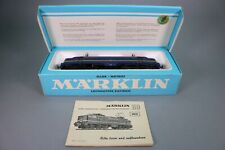 ZJ140 MARKLIN Locomotive Ho 3051 Motrice electrique 1219 longueur 195 mm