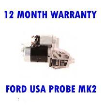 FORD USA PROBE MK2 (II) 2.5 V6 24V 1993-1998 STARTER MOTOR