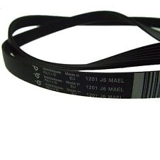 Belt For Hotpoint Washing Machine Belt Size 1201J6 1198J6 Part C00119126