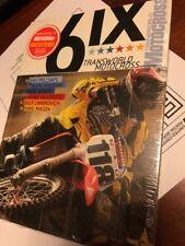 Motocross Trans world Dvd 6IX  Great Motocross DVD New Sealed