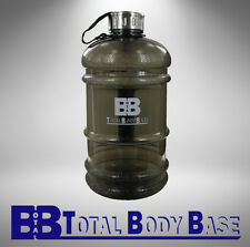 Total Body Base Large 2.2 Litre Gym Water Bottle BPA Free Workout Fitness