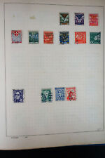 Netherlands Solid Early Stamp Collection