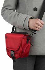 Trendz Case Cover Bag with Neck-Strap and Belt Loop for Universal Bridge Cameras