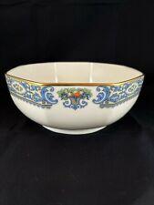 New listing Lenox Autumn Octagonal Bowl 8� 8-inch Excellent Condition porcelain china