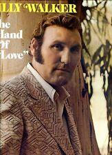 BILLY WALKER the hand of love US EX LP 1973