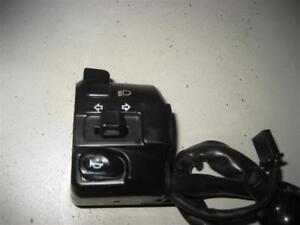 1. Honda VFR 750 For RC24 Handlebar Switch Steer Armature Left