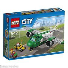 Lego 60101 Aeropuerto: Avión de mercancías
