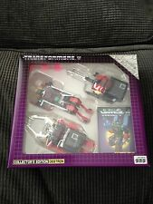 Transformers G1 E Hobby insecticons-Scellé-A voir!!!