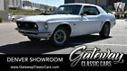 1969 Ford Mustang Coupe White 1969 Ford Mustang  302cid 3 speed automatic Available Now!
