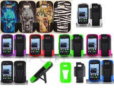 ZTE Awe N800 / ZTE Savvy Z750c / ZTE Reef N810 Emblem Phone Case Cover TSTAND