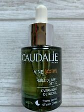 Caudalie Vine Activ Overnight Detox Oil NEW 1 oz 101% AUTHENTIC Ships From USA