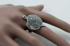 Special Women Silver Ring Water Water Turtle Fashion Jewelry Metal Cute Animal