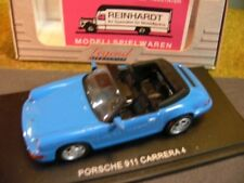 1/43 Eagles Race Porsche 911 Carrera 4 blau 4622