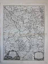 1690 CIRCOLO RENO Cantelli De Rossi Mainz Frankfurt Koblenz Köln Duisburg Bonn
