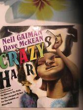 Crazy Hair by Neil Gaiman (Hardback), LIKE NEW