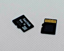 SanDisk 8GB Micro SD Card TF Class 4 Android Nintendo Dash Cam Memory