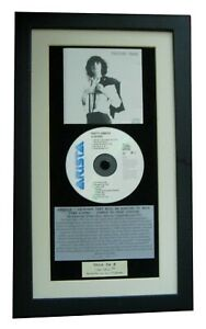 PATTI SMITH Horses CLASSIC CD Album TOP QUALITY FRAMED+EXPRESS GLOBAL SHIPPING