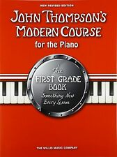 John Thompson's Modern Course First Grade - Book Only (New Edition): 2012 by Music Sales Ltd (Paperback, 2012)