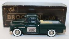 Brooklin 1/43 BRK53X 1955 Chevrolet Cameo Blue Grass Farms Truck Only