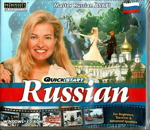 QuickStart Russian Pc New Beginners Travelers Advanced Speakers 2000 Words More