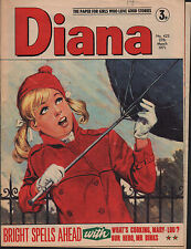 Diana Magazine No. 423  27 March 1971    Jeff Collins    Anne Nightingale
