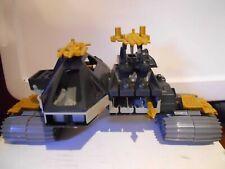 GI Joe Cobra Destro Iron Grenadiers D.E.M.O.N. 1988  INCOMPLETE