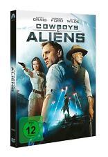 DVD * COWBOYS & ALIENS | DANIEL CRAIG , HARRISON FORD # NEU OVP =