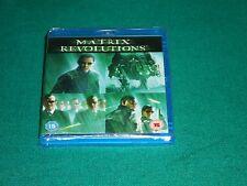 Matrix Revolutions (Blu-ray) Regia di Andy Wachows edizione import audio italino