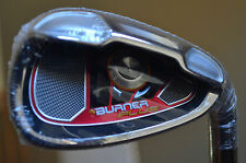 NEW TaylorMade Single Burner Plus 9 iron steel Stiff