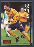 MERLIN ULTIMATE 1995-96-PREMIER LEAGUE- #045-BOLTON-NEWCASTLE-ALAN THOMPSON