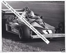 NIKI LAUDA  FERRARI  F1 1976 RUSH MOVIE FEATURED Hal Crocker 8x10 Photo