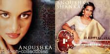 ANOUSHKA SHANKAR 1998 RARE ORIGINAL PROMO POSTER