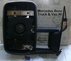 Mercedes Sprinter Passenger Side Mirror,Genuine Mercedes Part,0008115230
