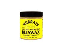 MURRAY'S (MURRAYS) 100% PURE AUSTRALIAN BEESWAX 4 OZ.