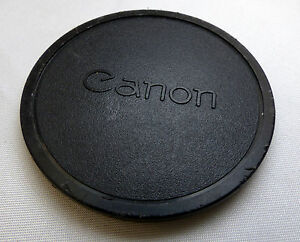 Canon Inc. Camera Body Cover Cap for Canon F1 cameras vintage slip on B11943